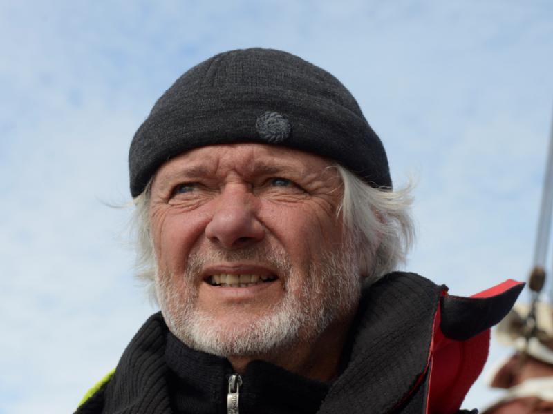 Arved Fuchs, Polarforscher und Aktivist
