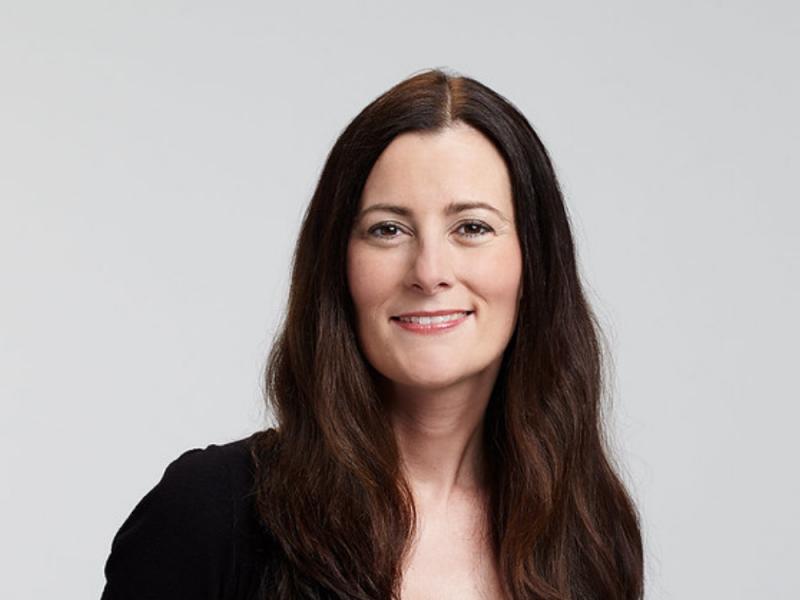 Janine Wissler, Parteivorsitzende der Partei Die Linke