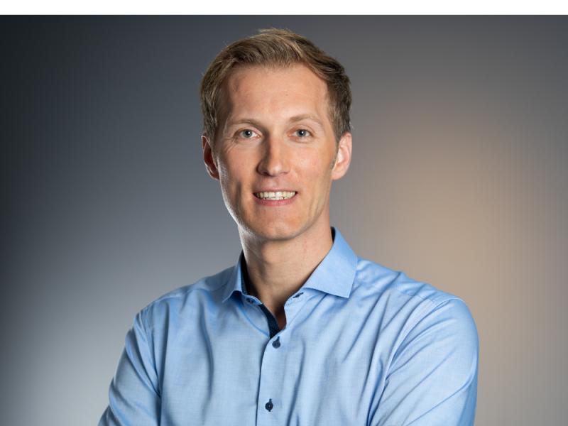 Daniel Terzenbach, Mitglied im Vorstand der Agentur für Arbeit