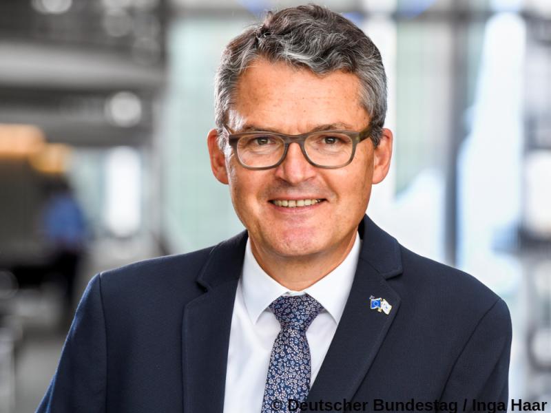 Roderich Kiesewetter, Vors. PKGrMitglied im Bundestag