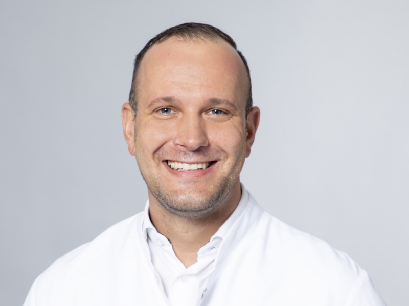 Prof. Dr. Benjamin Ondruschka, Rechtsmediziner im Uniklinikum Eppendorf