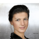 Sahra Wagenknecht, Politikerin im Bundestag (DIE LINKE)